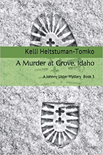 Book Cover: A Murder at Grove, Idaho